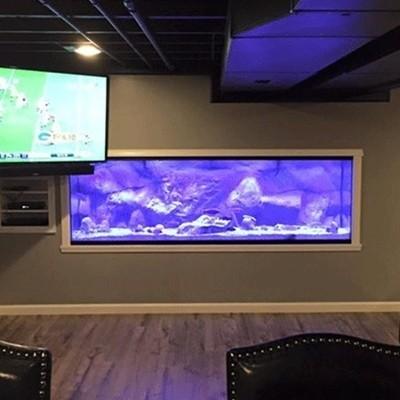 """300 Gallon* Glass Aquarium - 30""""H x 96""""L x 24""""D"""