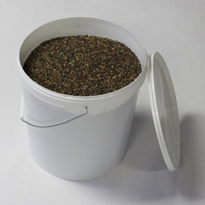 Flint Aquarium Gravel - 100lbs in Pail