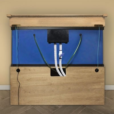 65 Gallon Aquarium - Custom Glass Fish Tank | Custom Aquariums