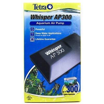 Aquarium Filters - Whisper 300 Deep Water Air Pump