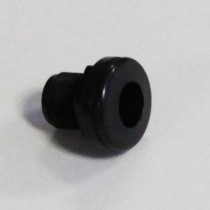 "Aquarium Accessories - 1/2"" Slip x Slip Bulkhead for Siphon Stopper"