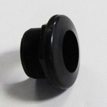 "Aquarium Accessories - 1-1/2"" Slip x Slip Bulkhead for H2Overflow"