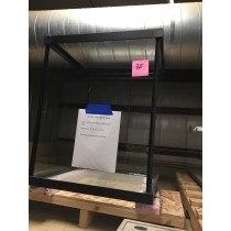 "70 Gallon* Glass Aquarium 30""H X 24""L X 24""D - AS IS"