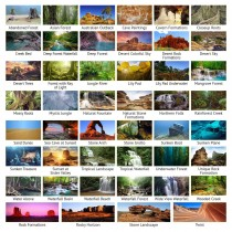 Horizontal Aquarium Picture Backgrounds