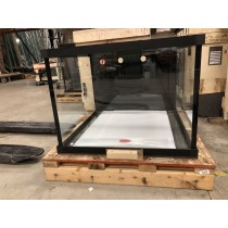 "#65 86 Gallon* Glass Aquarium 22""H x 30""L x 30""D"
