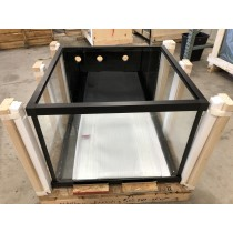 "#67 86 Gallon* Glass Aquarium 22""H x 30""L x 30""D"