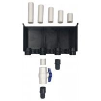 Ultimate 2 Hole 2400GPH Plumbing Kit