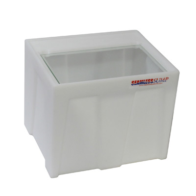 seamless sump® reservoir tub aquarium sumps